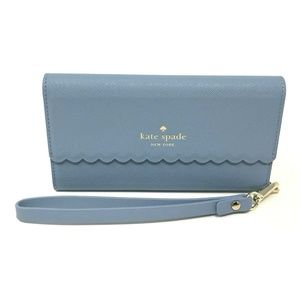 Kate Spade iPhone 8 7 Plus Case Scallop Wristlet